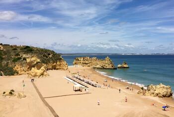 Пляжи Португалии открываются 6 июня