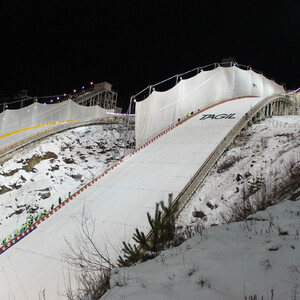 Кубок Мира по прыжкам на лыжах с трамплина