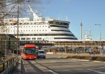 Viking Line готовится к возобновлению круизного сообщения