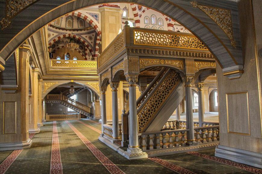 Мечеть «Сердце Чечни»<br/> имени Ахмата Кадырова