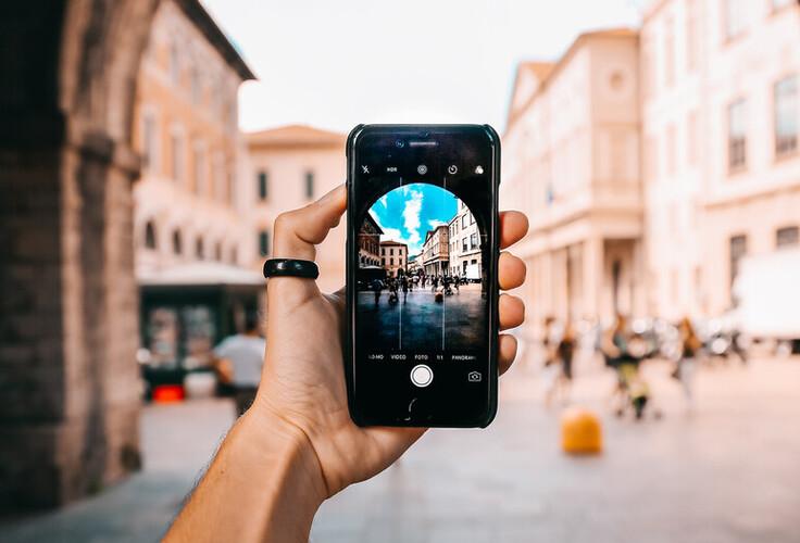 основы уличной фотографии на телефон три