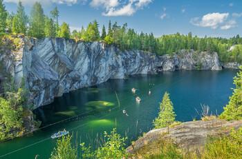 Ретропоезд Рускеальский экспресс в Карелии будет курсировать с 30 мая