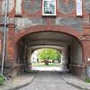 арка во двор