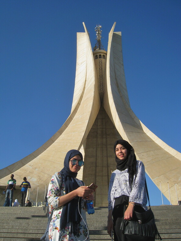 Алжирские девчата.