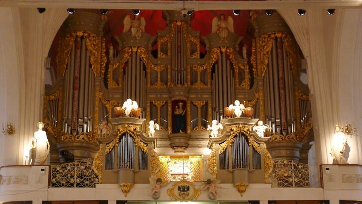 Орган Кафедрального собора