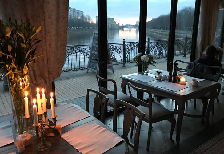 Ресторан  Мадам Буше в Башне маяка