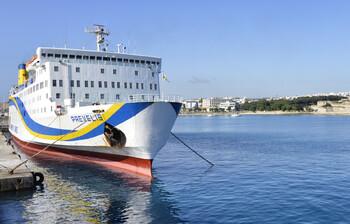 В Греции возобновилось паромное сообщение со всеми островами