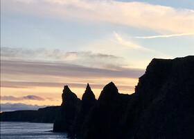 Скалистый мыс Дункансби. Захватывающая дух Шотландия