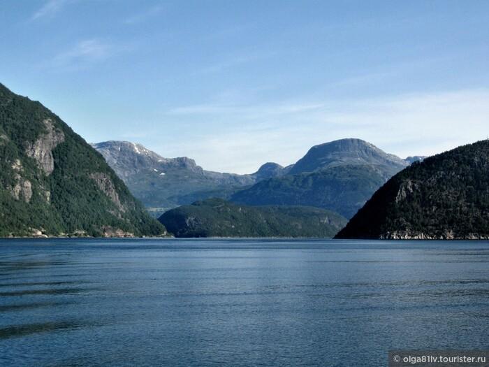 Северное лето, карамельный сыр и треска. Норвегия