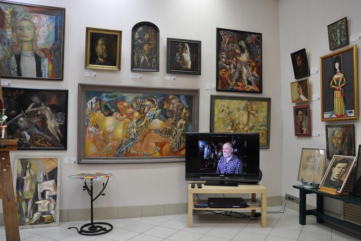 Музей Миши Брусиловского
