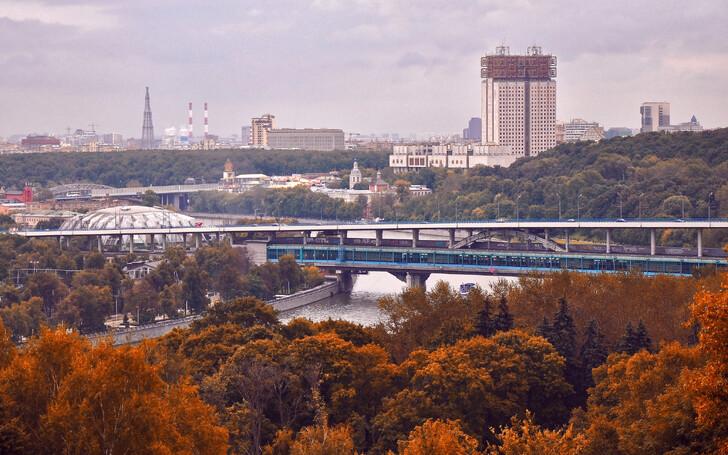 Что посмотреть в Москве осенью