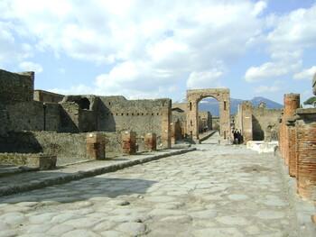 Для посетителей открылся археологический комплекс Помпеи
