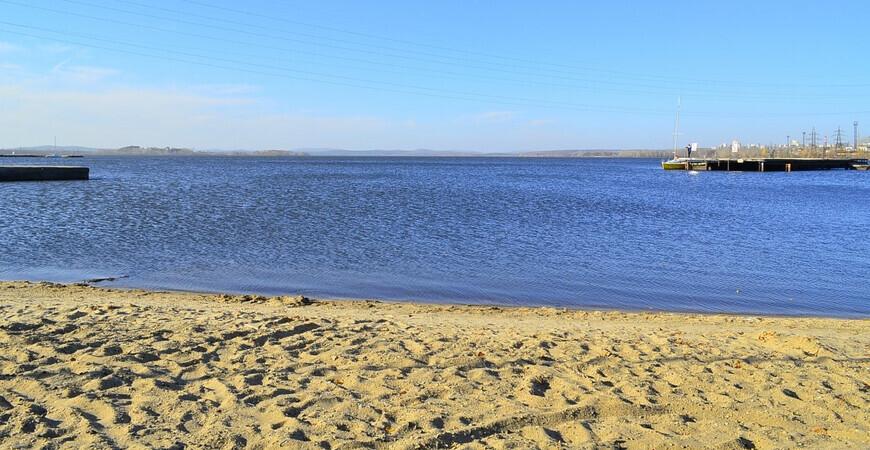Верх-Исетский пляж