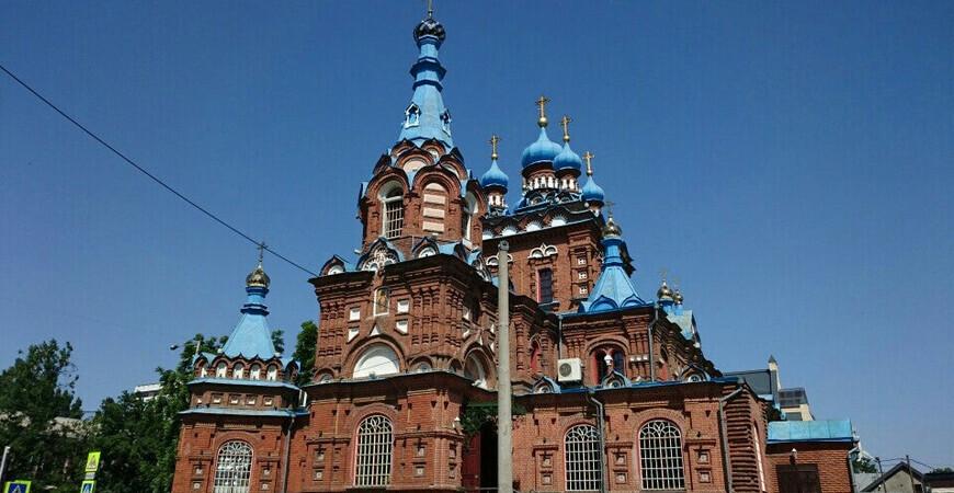 Свято-Георгиевский храм<br/> в Краснодаре