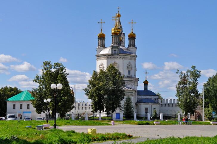 Троицкий собор в Верхотурье