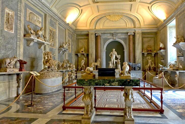 Коллекции Ватикана