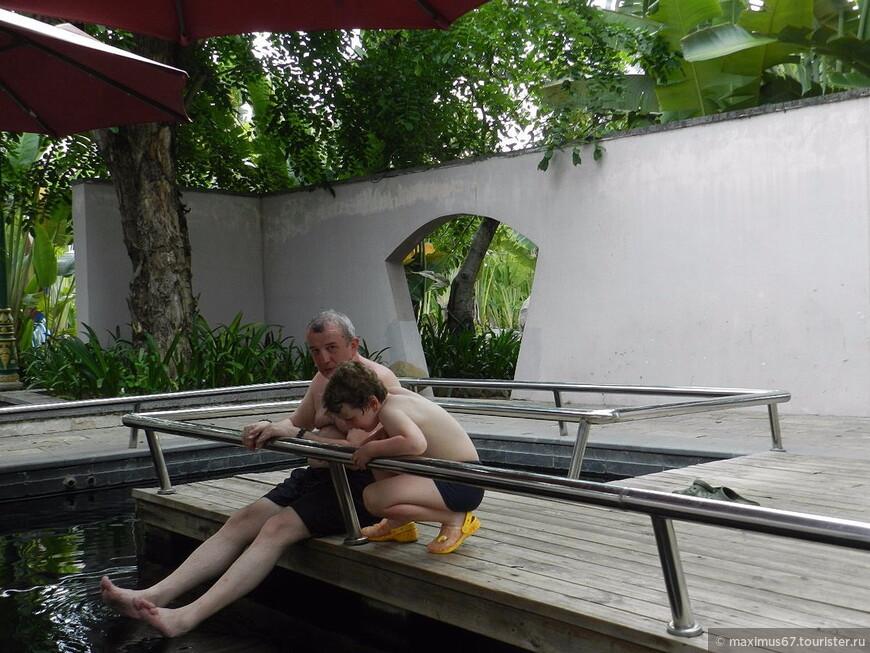 Курортный отдых на горячих источниках