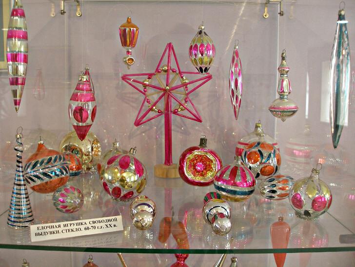 Музей ёлочных игрушек «Клинское подворье»