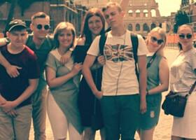 По Италии глазами туристов