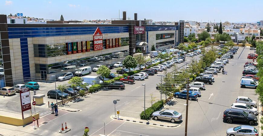 Торговый центр<br/> The Mall of Engomi