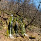 Радужный водопад в Подмосковье