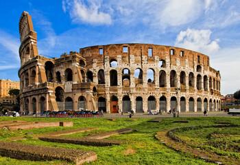 В Риме открылись Колизей и музеи Ватикана