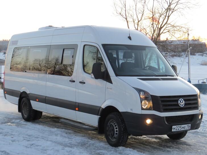 Микроавтобус ООО «Пассажирские перевозки»