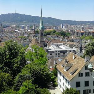 Немецкоязычный кантон Швейцарии. Цюрих