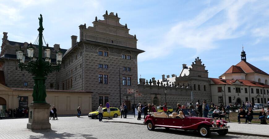 Шварценбергский (Лобковицкий) дворец