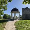 Павильон Графского Сада - любимого места отдыха горожан