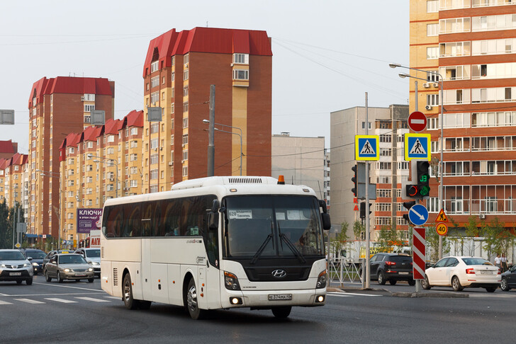 Автобус Шадринск — Тюмень