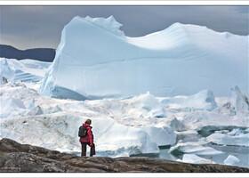 Гренландия: фьорд Илулиссат