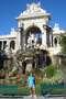 Прекрасный дворцово-парковый ансамбль Лоншан в Марселе