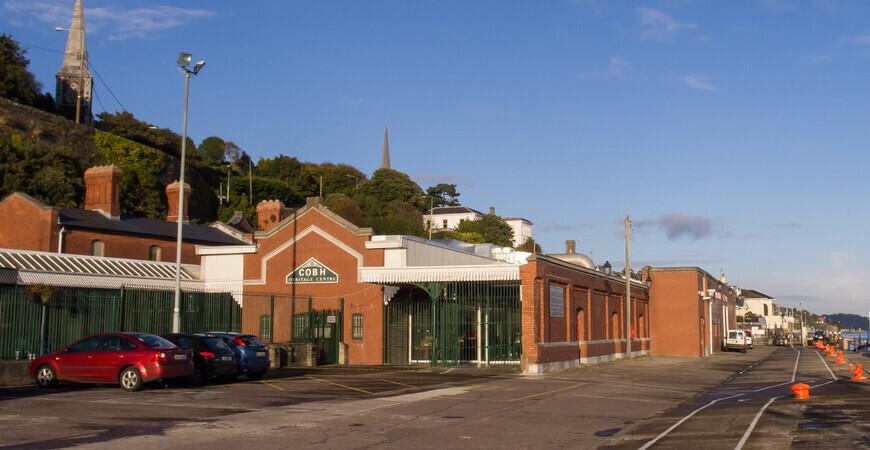Центр наследия Коба <br/> (Cobh Heritage Centre)