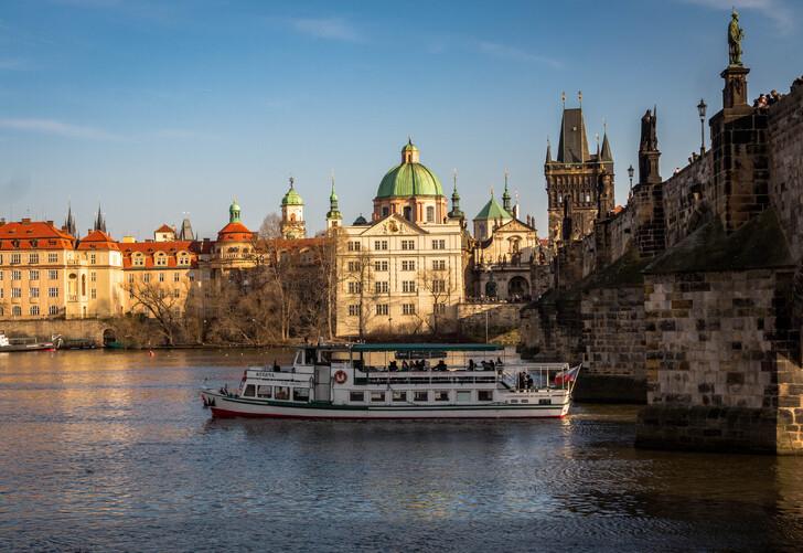 Что посмотреть в Праге за 1 день