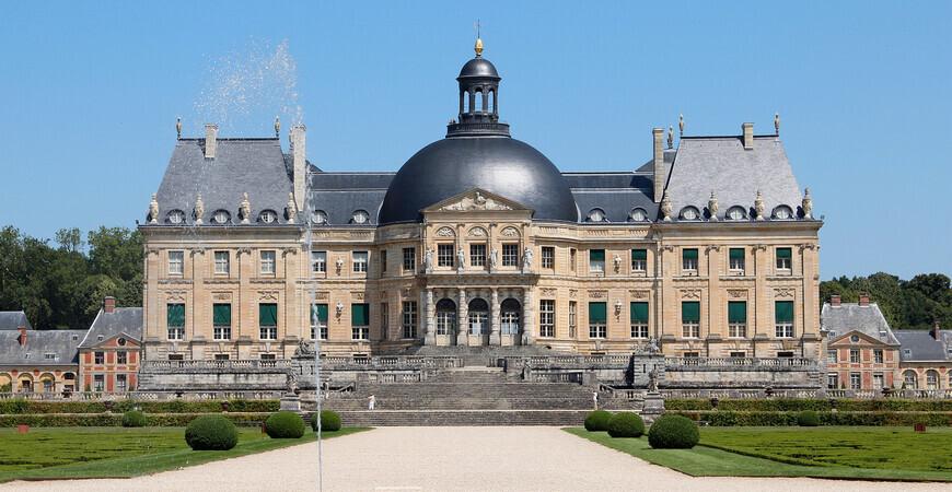 Замок Во-ле-Виконт <br/> (Vaux le Vicomte)