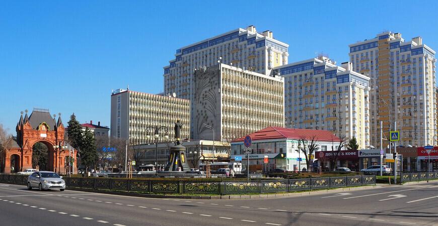 Торговый квартал <br/> «Центр города»
