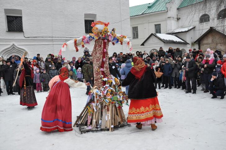 Фестиваль «Главная Масленица страны»