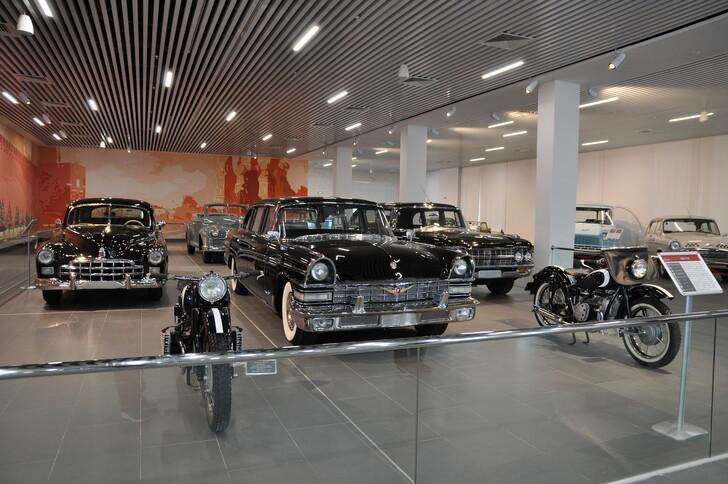 Музей автомобильной техники «XX век АВТО»