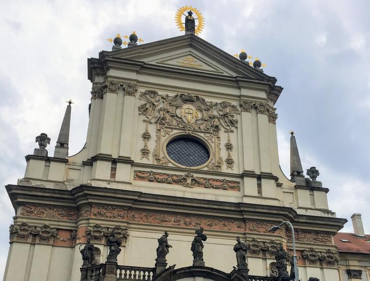 Костел святого Игнатия Лойолы