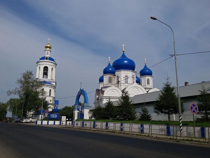 Как добраться из Владимира в Боголюбово