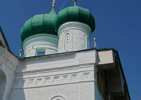 Александро-Свирский монастырь и Лодейное Поле