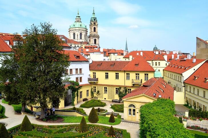Что посмотреть в Праге весной