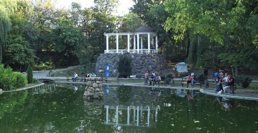 Екатерининский парк<br/> в Симферополе