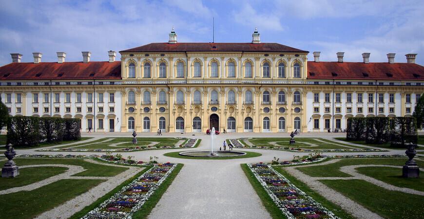 Дворцовый комплекс Шлайсхайм