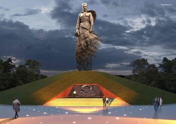 Ржевский мемориал в Тверской области откроют 30 июня
