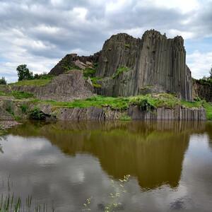 На денёк в Чехию: Панска скала