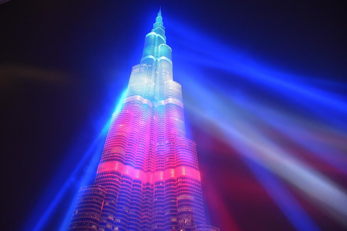 Достопримечательности Дубая: фото, описание, карта