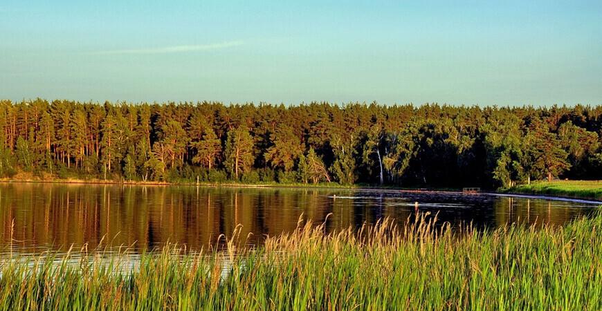 Озера в Завьялово