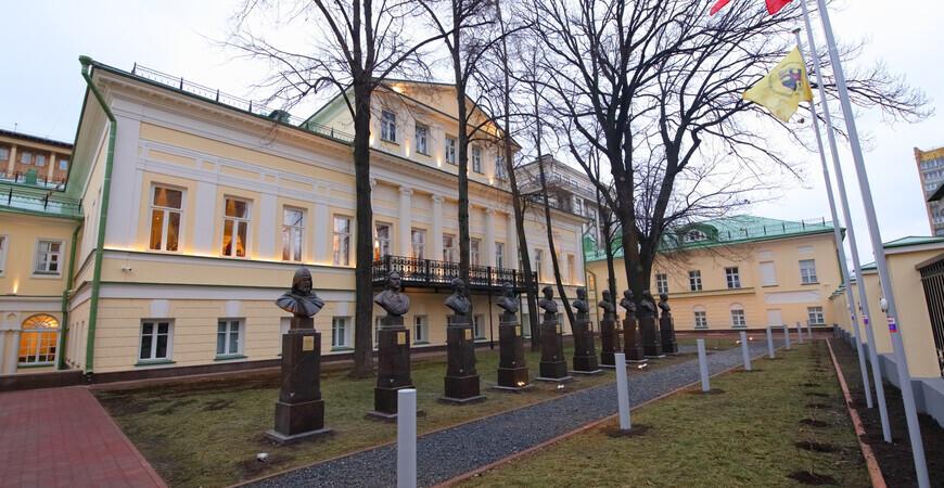 Музей военной формы в Москве